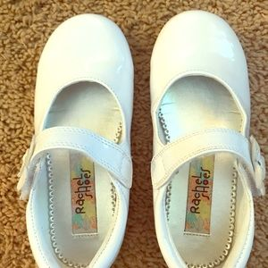 Rachel Shoes White Patent Toddler Girls' Shoes #2